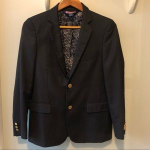 Boys Vineyard Vines navy blazer - size 14